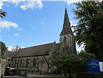 TQ3355 : St Mary the Virgin, Caterham by Richard Rogerson