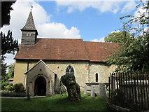TQ3355 : St Lawrence Church, Caterham by Richard Rogerson