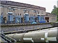 NN3209 : The Rear Of Sloy Hydro Electric Power Station by James T M Towill