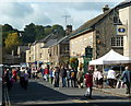 SK2168 : Granby Road on Monday morning, market day by Andrew Hill