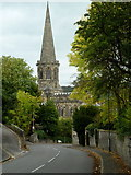 SK2168 : All Saints Church, Bakewell by Andrew Hill