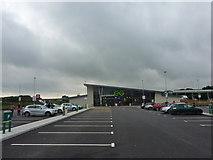 SD6211 : Rivington Services, M61 by Peter Barr