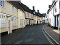TG1101 : Bridewell Street, Wymondham by Evelyn Simak