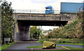 J1953 : Bridge, Dromore bypass (1) by Albert Bridge