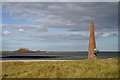 NU1340 : East Old Law Beacon by Walter Baxter