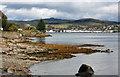 NR8586 : Towards Ardishaig, Loch Fyne by Peter Church