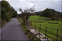 NY3404 : A footpath to cut the corner by Ian Greig