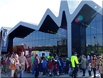 NS5566 : Riverside Museum by Thomas Nugent