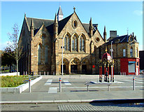 NS5565 : New Govan Church by Thomas Nugent