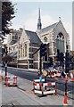 TQ2496 : St John the Baptist, Chipping Barnet by John Salmon