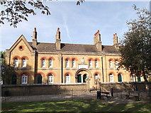 TQ3774 : Thackeray's Almshouses, Ladywell by David Anstiss