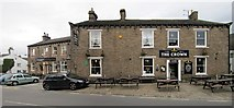 SD8789 : The Crown, Hawes by Andrew Curtis