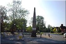 TQ0639 : Obelisk in Cranleigh by N Chadwick