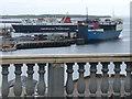 NB4232 : King Edward Wharf, Stornoway by Colin Smith