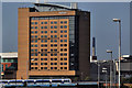 J3474 : The Hilton Hotel, Belfast (4) by Albert Bridge