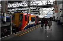 TQ3179 : Waterloo Station by Philip Halling