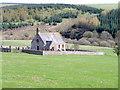 NT6961 : Cranshaws Kirk by Maigheach-gheal