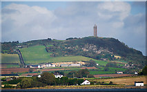 J4772 : Scrabo Tower from Castle Espie by Rossographer