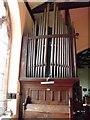SK8475 : Organ in Kettlethorpe Church by J.Hannan-Briggs