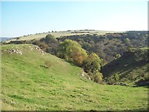 SK2274 : Above Coombs Dale by Jonathan Clitheroe