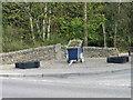NO1943 : Flower planters, Rosemount by Maigheach-gheal