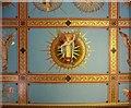 TQ3383 : St John the Baptist, Crondall Street, Hoxton - Ceiling by John Salmon