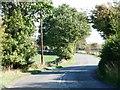 SE2606 : North Lane, near Pashley Green Farm by Christine Johnstone