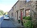 SE2409 : Typical Kitchenroyd homes by Christine Johnstone