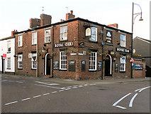 SJ8889 : Royal Oak, Edgeley by David Dixon