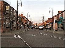 SJ8889 : Castle Street, Edgeley by David Dixon
