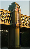 TQ1977 : Kew Railway Bridge by Julian Osley