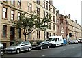 NS5765 : Berkeley Street, Central Glasgow by Mary and Angus Hogg