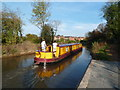 SO9063 : Droitwich Junction Canal - in use. by Chris Allen