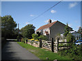 ST5784 : Cottages, northwest end of Rookery Lane  by Robin Stott