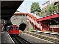 TQ2382 : Kensal Green tube station by Mike Quinn