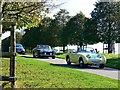 ST7475 : 1960s BMC sports cars at 'Spirit of the 60s' 02 October 2011 Dyrham Park by Brian Robert Marshall