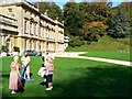 ST7475 : Dyrham Park, South Gloucestershire- east elevation by Brian Robert Marshall