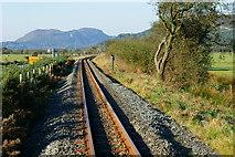SH6041 : Welsh Highland Railway, Gwynedd by Peter Trimming
