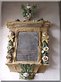 SK6762 : Dand Memorial, St Andrew's Church, Eakring by J.Hannan-Briggs