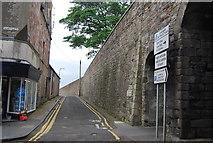 NT9953 : Town walls by N Chadwick