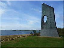 SK9308 : The Great Tower by Rutland Water by Marathon
