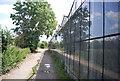 TQ5884 : Glasshouses, North Ockenden by N Chadwick