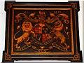 SU1869 : Coat of Arms, St Mary's Church, Marlborough by Brian Robert Marshall