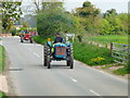 SU2741 : Grateley - Vintage Tractor Rally by Chris Talbot