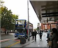 SJ8595 : 142 on Wilmslow Road by Gerald England