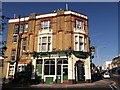 TQ3472 : Foxes Public House, Upper Sydenham by David Anstiss