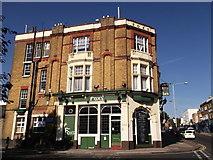 TQ3472 : Foxes Public House, Upper Sydenham by David Anstiss