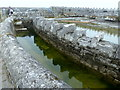 L9701 : Fresh water place: Western Inis Oírr by louise price