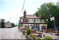 TQ5984 : The Old White Horse, North Ockenden by N Chadwick