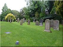 NZ2237 : St Brandon Church, Brancepeth, Graveyard by Alexander P Kapp